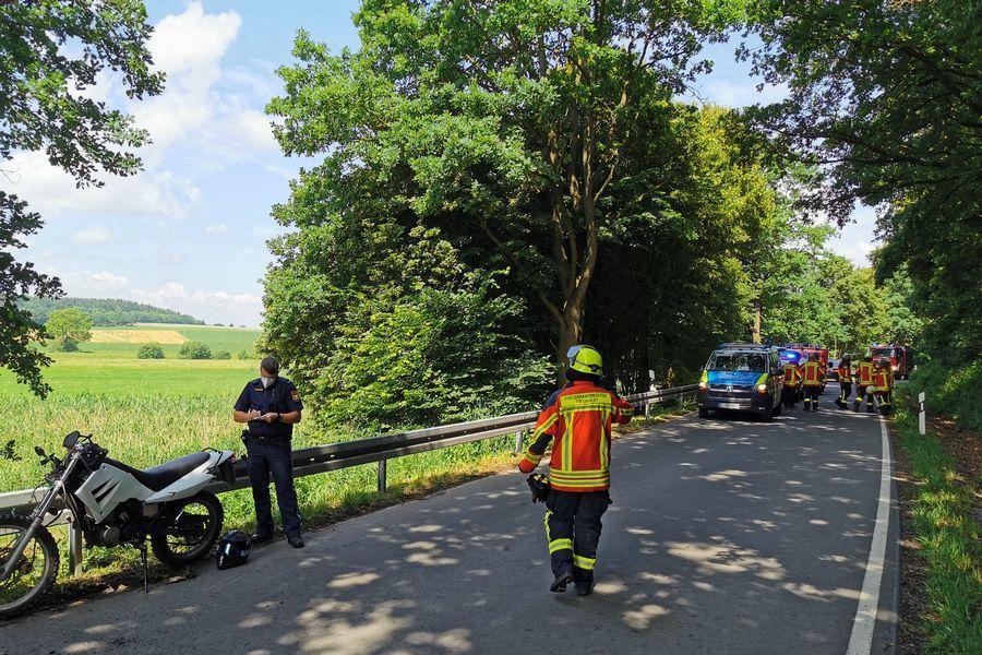 11652-2021-07-03_Verkehrsunfall-Motorrad_OVS_Kuchenreuth-Lschwitz_Denz-Michael.jpg