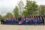 Kreisentscheid des Bundeswettbewerbes der Deutschen Jugendfeuerwehr in Kemnath